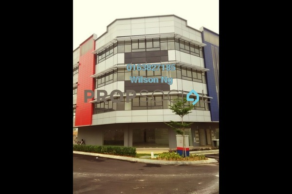 For Sale Shop at The Earth Bukit Jalil, Bukit Jalil Leasehold Semi Furnished 0R/8B 10m