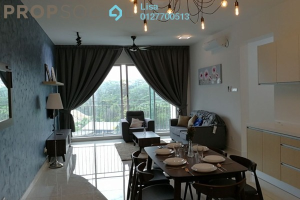 For Rent Condominium at Epic, Johor Bahru Freehold Fully Furnished 3R/2B 1.9k