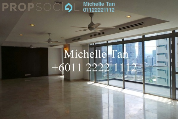 For Sale Condominium at Stonor Park, KLCC Freehold Semi Furnished 5R/6B 7.3m