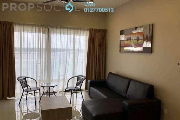 For Rent Condominium at Country Garden Danga Bay, Danga Bay Freehold Fully Furnished 3R/3B 2.8k