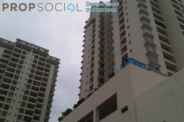 For Rent Condominium at Ampang Putra Residency, Ampang Freehold Semi Furnished 3R/2B 1.6k
