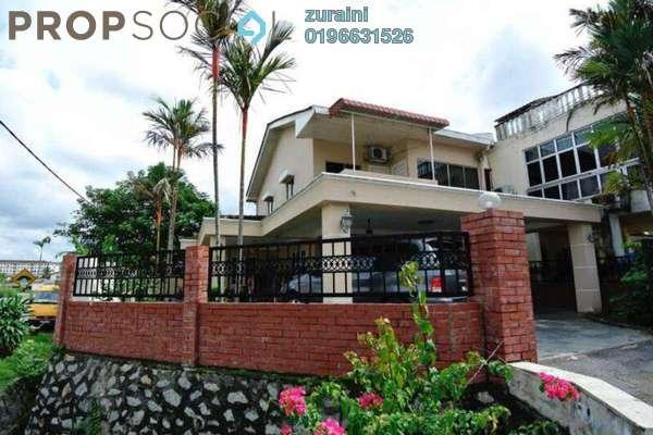 For Sale Terrace at Taman Sri Jelok, Kajang Freehold Semi Furnished 5R/3B 599k