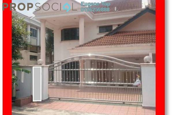 For Sale Semi-Detached at Putra Hill, Bukit Rahman Putra Freehold Semi Furnished 4R/4B 1.18m