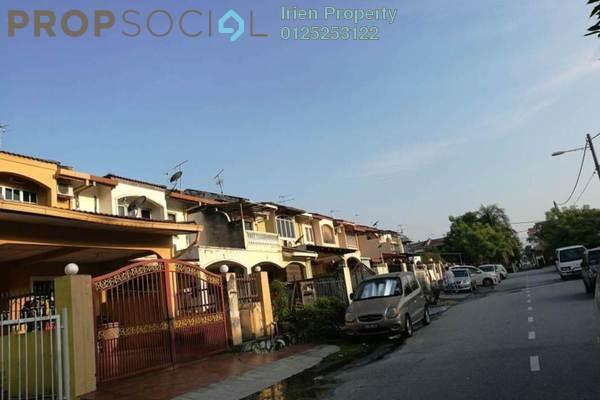 For Sale Terrace at USJ 2, UEP Subang Jaya Freehold Semi Furnished 4R/3B 730k