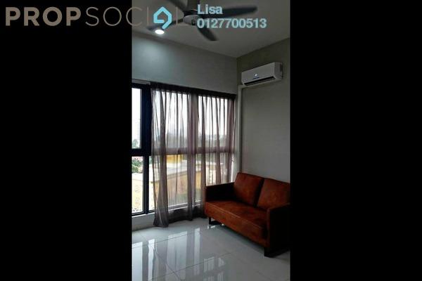 For Rent SoHo/Studio at Country Garden Danga Bay, Danga Bay Freehold Fully Furnished 1R/1B 1.3k