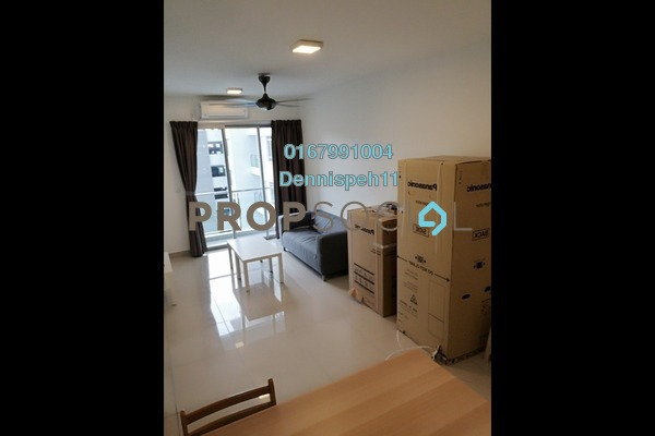 For Rent Serviced Residence at Austin Suites, Tebrau Freehold Fully Furnished 1R/1B 1.2k