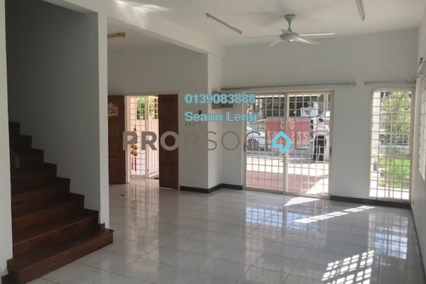 For Rent Terrace at Puteri 8, Bandar Puteri Puchong Freehold Unfurnished 5R/4B 2.2k