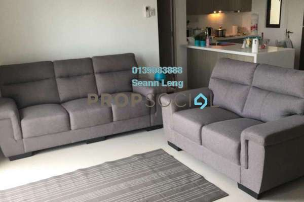 For Rent Condominium at Arnica Serviced Residence @ Tropicana Gardens, Kota Damansara Freehold Fully Furnished 2R/2B 3.2k