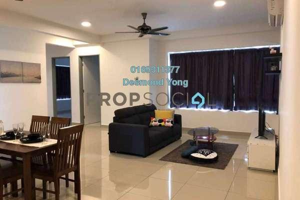 For Rent Condominium at Sentul Rafflesia, Sentul Freehold Fully Furnished 3R/3B 2.3k
