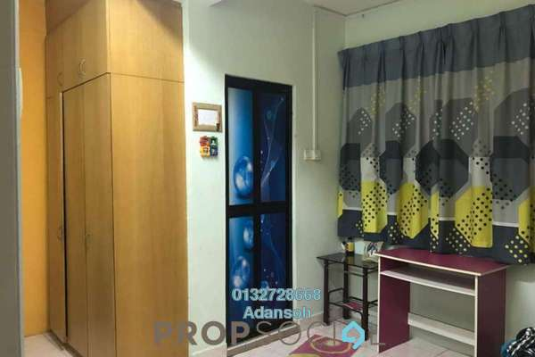 For Sale Apartment at Greenview Apartment, Kepong Freehold Semi Furnished 3R/2B 220k