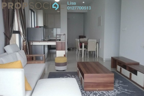 For Rent Condominium at Country Garden Danga Bay, Danga Bay Freehold Fully Furnished 3R/2B 2.2k
