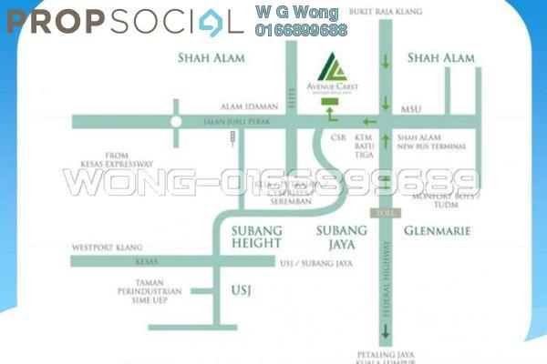 Avenue crest shah alam malaysia7 z pj vv9rfrzvnqbwnnd small