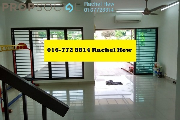 For Sale Terrace at Taman Muda, Pandan Indah Freehold Fully Furnished 4R/3B 680k