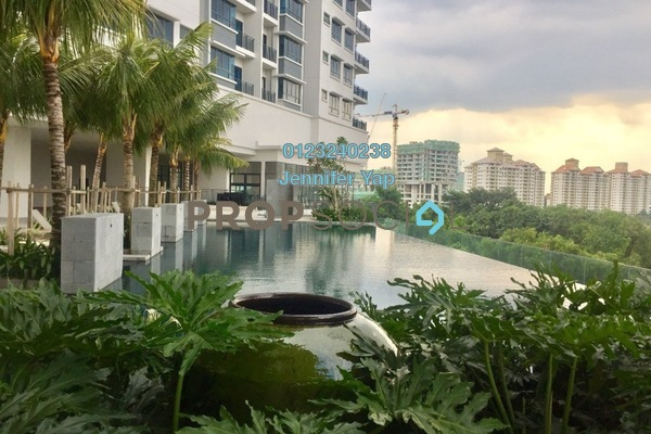 For Sale Condominium at The Link 2 Residences, Bukit Jalil Freehold Unfurnished 3R/2B 900k