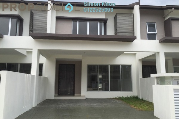For Sale Terrace at Arahsia, Tropicana Aman Freehold Unfurnished 4R/3B 830k