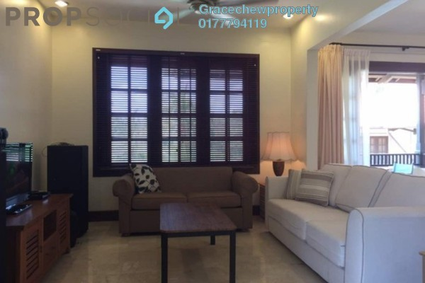 For Rent Serviced Residence at The Fairway, Sebana Cove Resort Freehold Fully Furnished 2R/2B 5.8k