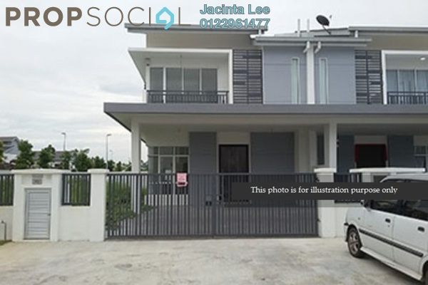 For Sale Semi-Detached at M Residence 2, Rawang Freehold Unfurnished 4R/3B 502k