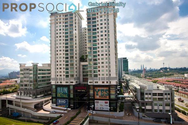 For Sale Office at Solaris Dutamas, Dutamas Freehold Semi Furnished 0R/0B 850k