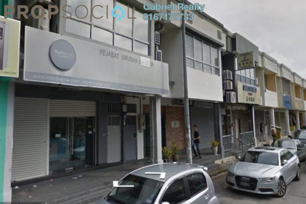 For Sale Shop at Puteri 8, Bandar Puteri Puchong Freehold Semi Furnished 0R/0B 1.2m