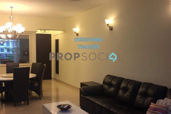 For Rent Condominium at Riana Green East, Wangsa Maju Freehold Fully Furnished 4R/2B 3.2k