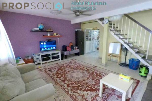 For Sale Terrace at Taman Melawati, Melawati Freehold Semi Furnished 4R/3B 658k