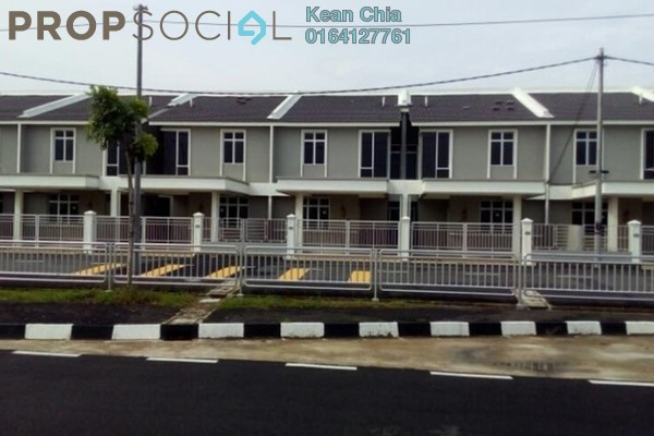 For Rent Terrace at Perda Timur, Bukit Mertajam Freehold Semi Furnished 3R/2B 1k