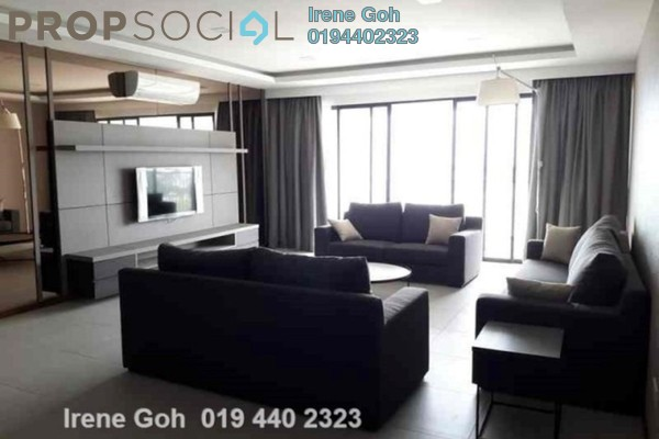 For Rent Condominium at The Landmark, Tanjung Tokong Freehold Fully Furnished 4R/5B 7k