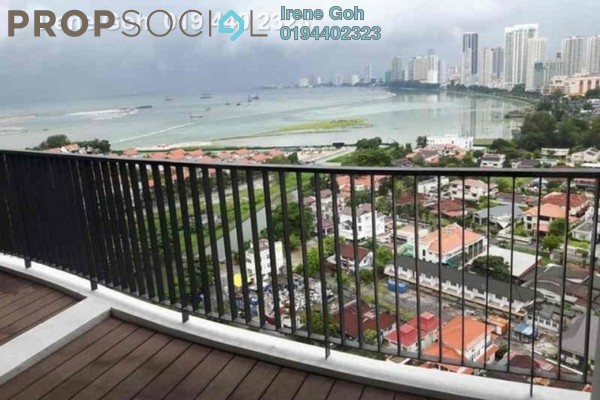 For Sale Condominium at The Landmark, Tanjung Tokong Freehold Fully Furnished 4R/5B 4.1m