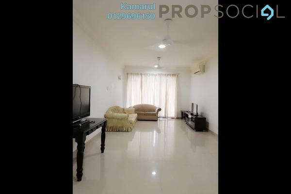 For Sale Condominium at Gardenview Residence, Cyberjaya Freehold Semi Furnished 3R/2B 559k