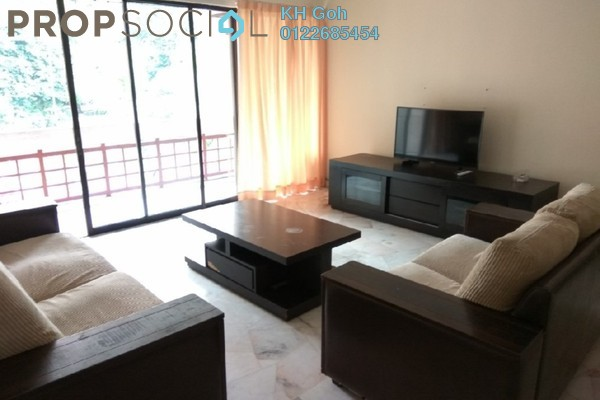 For Rent Condominium at Kiara Park, TTDI Freehold Fully Furnished 3R/2B 2k