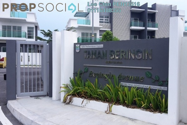 For Sale Semi-Detached at Beringin Avenue, Bandar Tun Hussein Onn Freehold Unfurnished 6R/6B 2.28m