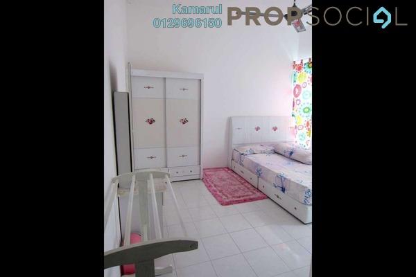 For Sale Apartment at Villa Tropika Apartment, Bangi Freehold Fully Furnished 3R/2B 320k