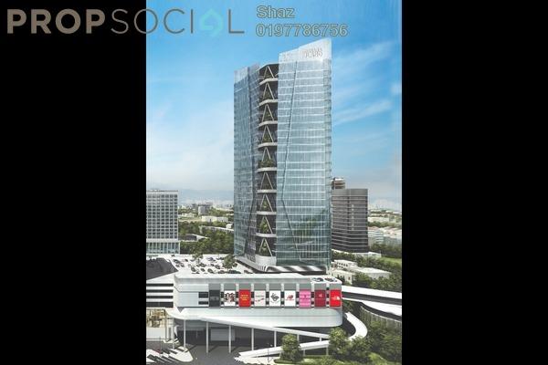 For Rent Office at Johor Bahru City Centre, Johor Bahru Freehold Unfurnished 0R/0B 13.1k