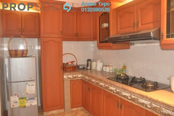 For Sale Condominium at Crystal Tower, Ampang Freehold Semi Furnished 3R/2B 369k