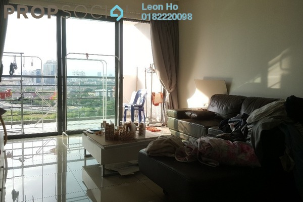 For Rent Condominium at Senza Residence, Bandar Sunway Freehold Fully Furnished 3R/0B 1.2k