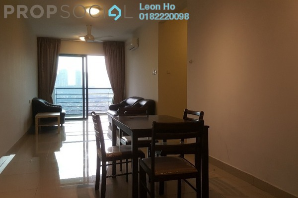 For Rent Condominium at Senza Residence, Bandar Sunway Freehold Fully Furnished 3R/2B 2.8k