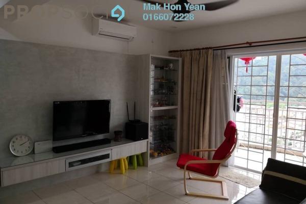 For Sale Condominium at Aseana Puteri, Bandar Puteri Puchong Freehold Semi Furnished 3R/2B 648k