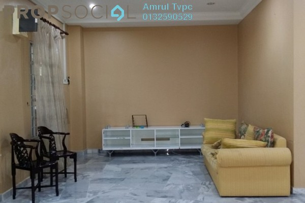 For Sale Terrace at Ukay Perdana, Ukay Freehold Semi Furnished 4R/3B 1.15m