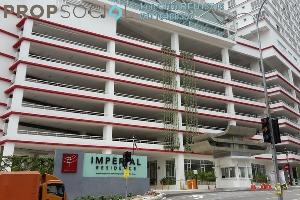For Sale Condominium at Imperial Residence, Cheras South Freehold Unfurnished 3R/2B 470k