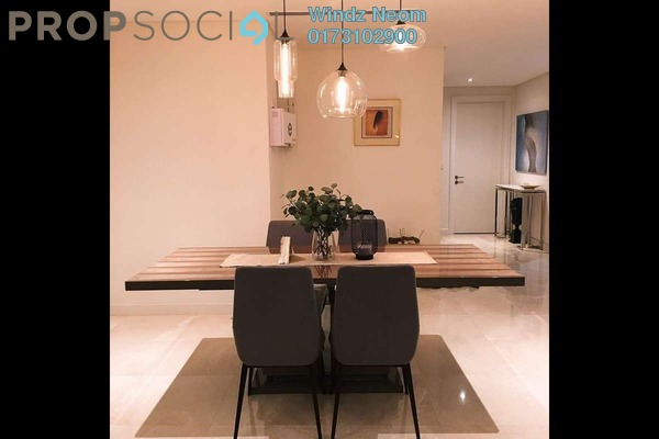 For Sale Condominium at The Sentral Residences, KL Sentral Freehold Fully Furnished 2R/2B 2.15m