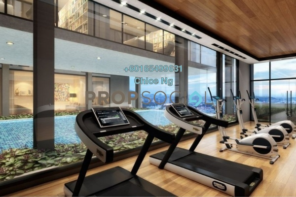 For Sale Condominium at Amanja, Kepong Freehold Semi Furnished 4R/2B 704k