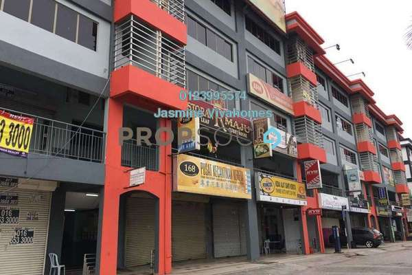 For Rent Shop at Kuchai Entrepreneurs Park, Kuchai Lama Freehold Unfurnished 0R/0B 5k