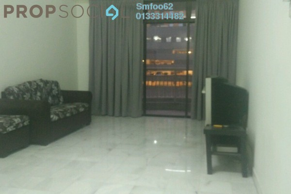 For Rent Condominium at Villa Putera, Putra Freehold Semi Furnished 3R/2B 1.8k