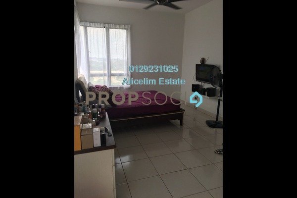 For Sale Condominium at Villa Laman Tasik, Bandar Sri Permaisuri Freehold Unfurnished 3R/3B 610k