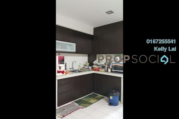 For Rent Condominium at Vista Mutiara, Kepong Freehold Semi Furnished 3R/2B 1.5k