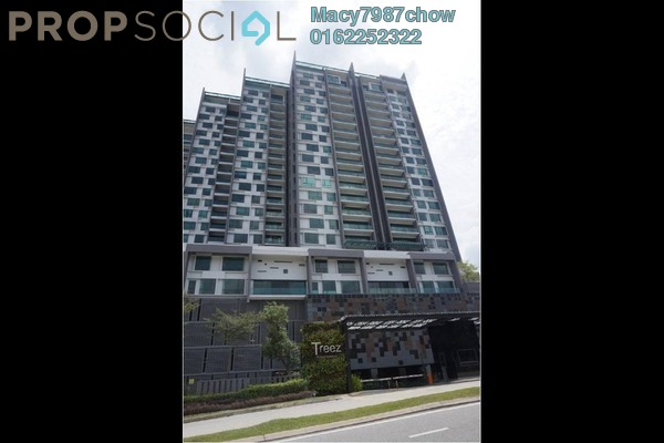 For Rent Condominium at The Treez, Bukit Jalil Freehold Fully Furnished 4R/3B 3.9k