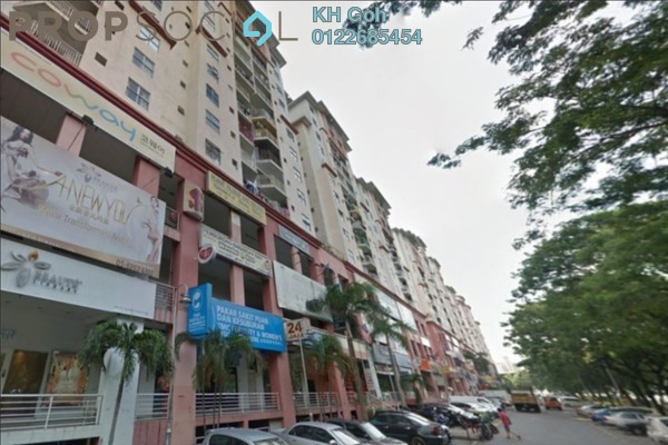 For Rent Condominium at Vista Magna, Kepong Freehold Semi Furnished 3R/2B 1.2k