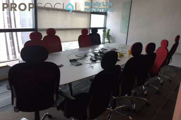 For Rent Office at GTower, KLCC Freehold Fully Furnished 0R/0B 32.4k