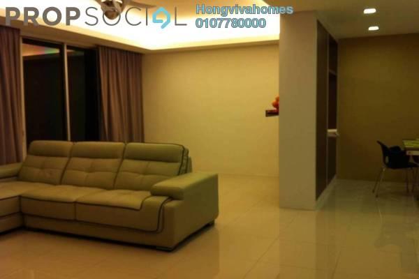 For Sale Condominium at Platinum Lake PV16, Setapak Freehold Fully Furnished 3R/2B 600k