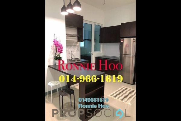 For Rent Serviced Residence at Southbank Residence, Old Klang Road Freehold Fully Furnished 2R/2B 2k